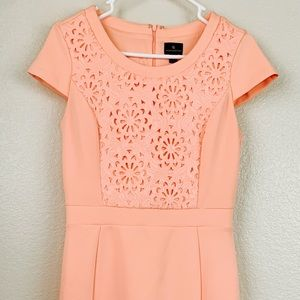 Worthington Peach Dress